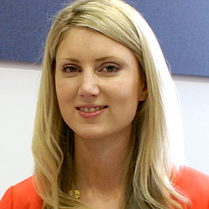 Kate Kidson, Marketing Manager